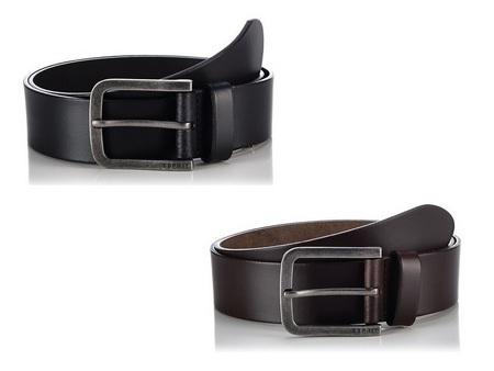 Cinturón de piel ESPRIT