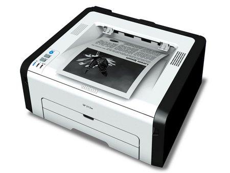 Impresora láser wifi Ricoh SP 213w