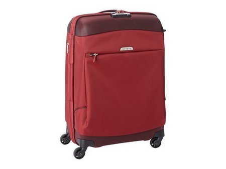 Maleta Samsonite Motio Spinner Expansible 61 cm.