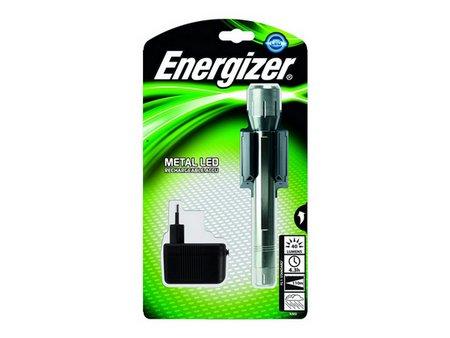 Linterna recargable Energizer Metal Led
