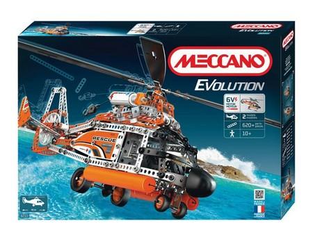 Meccano 868210 Helicóptero Evolution